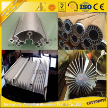OEM Aluminum Heat Sink Profile for Machine Thermolysis