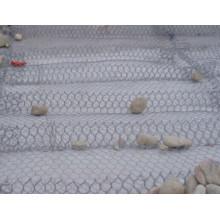 Galvanizado por inmersión caliente Reno colchón Fabricación de jaula Gabion