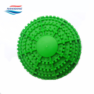 Productos de lavandería para bola de lavar de plástico de máquina
