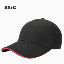 Custom Sport / Fashion / Freizeit / Werbeartikel / Gestrickte / Baumwolle / Black Baseball Cap