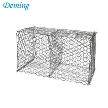 Galvanzied Hexagonal Gabion Basket Factory Dijual