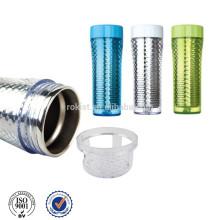neue innovative Produkte 2013 Doppelschicht-Wasserflasche, Trinkflasche, Sportflasche