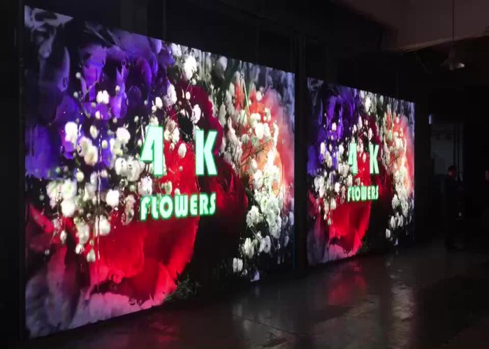 Outdoor Curved LED Panel