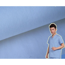 Medical Cotton Twill Patient Clothing Fabric