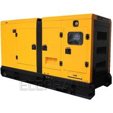 Tipo silencioso super de 30kVA 24kw grupo de gerador CUMMINS diesel silencioso