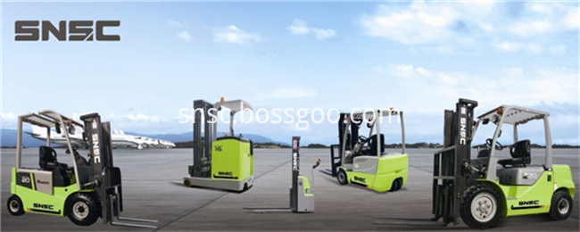 snsc forklift manufacture mariah tang fork-lift trucks