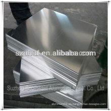 Hoja de aluminio / placa 3003 para la chaqueta del aislamiento materail