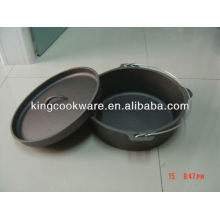 High quality cast iron Dutch Oven with competitive price