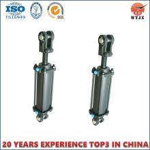 Geschweißter oder flanschmontierter Hydraulikzylinder