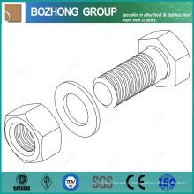 Manufacture Gr5.8 Gr6.8 Gr8.8 Gr10.8 Hex Head Bolt and Nut