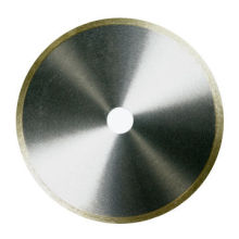 Continuous rim diamond Saw blade for granite
