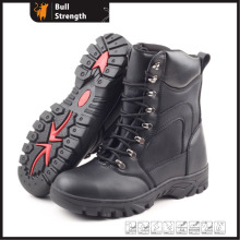 Black Color High Quality Cheap Price Militray Army Boots Sn5132