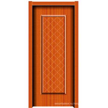 Меламин дверь кожи (ЖЛ-MS22)