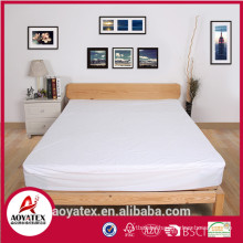 80% Polyester and 20% Cotton waterproof mattress protector for home use
