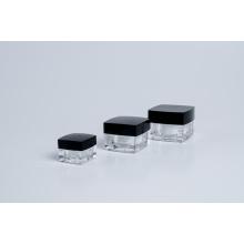 15g 30g 50g Square Plastic Acrylic Jars (EF-J35)