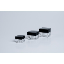 15g 30g 50g praça plástico acrílico jarros (EF-J35)