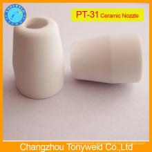 PT31 Schneidbrenner Plasma Teile von geschliffen