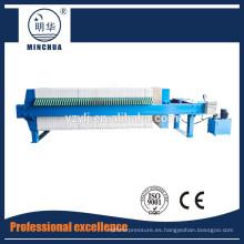 Equipo de tratamiento de efluentes a la venta para fábrica de papel y pasta de papel, auto filtro de prensa