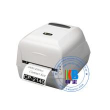 Impressora de etiquetas por transferência térmica de código de barras Argox cp 2140