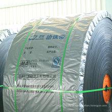 Sistema transportador / Correia transportadora de borracha / Correia transportadora de borracha de poliéster