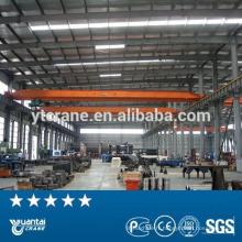 5 tonnes, 10 tonnes, 20 tonnes 20m span sports de grue atelier mécanique monopoutre