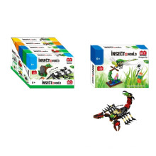 Boutique Block Block Toy pour DIY Insect World-Dragonfly