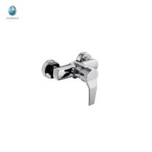КТМ-13 оптом палубы установка хром полированный медь душ комната аксессуар штуцер керамический картридж СКП смеситель для душа