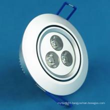 Hot Sale Best Price LED Downlight 3W 85-265V, Epistar Chip
