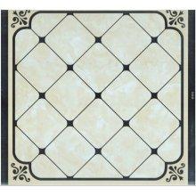 Νέα πλακάκια από αλουμίνιο πλακάκια 600x600 μεταλλικά πλακάκια οροφής