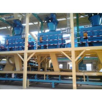 Potassium & magnesium fertilizer Complete sets of equipment