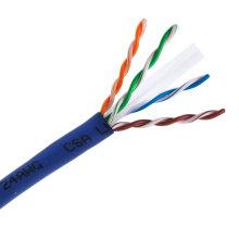 UTP CAT6 LAN Kabel 305m Gigabit Fluke-Passed und Poe Kompatibel