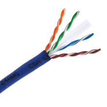 UTP CAT6 LAN Cable 305m Gigabit Fluke-Passed and Poe Compatible