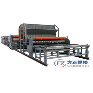Welded Wire Mesh Roll Production Machine