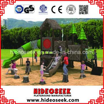 ASTM Standard Children Amusement Park Equipment with Slide