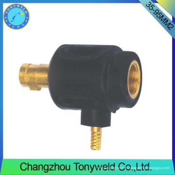 Tig soudeur torche prix câble femelle adptor 35-95mm2