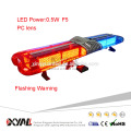 12-24V Flashing Led power 0.25W F5 High Quality PC Lens Waterproof LED emergency warning light bar