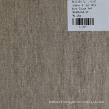 The Pure Linen Fabric L-0107