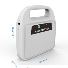 high quality solar powered battery pack power charger battery bank