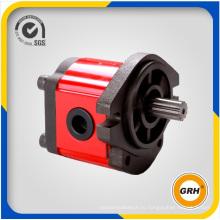 Гидравлический редукторный двухтактный двигатель для гидравлического насоса