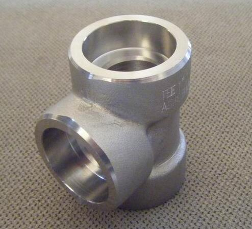 RATING 3000LBS SOCKET WELD EQUAL TEE