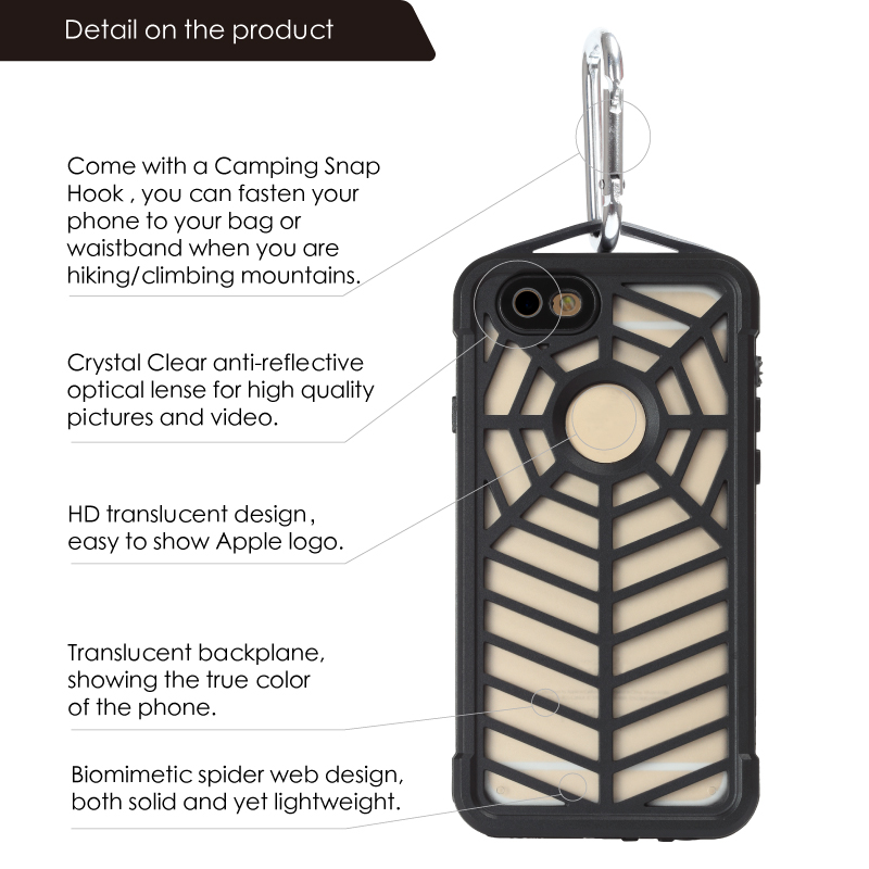 Shorck Absorbent Case for Iphone6plus