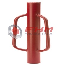 Manuale Metal Paint Red T Post Heavy Driver