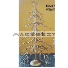 Cold 200CM Wedding Decor Branch