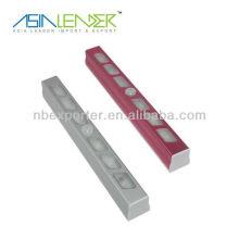 Aluminium Material 6LED Indoor Motion Sensor Licht