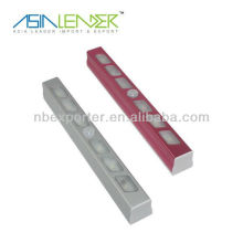 Aluminum Material 6LED Indoor Motion Sensor Light