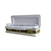 Cercueil de sofa blanc (16179044-F)