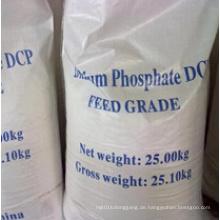 Pulver Granulat 18% Futterqualität Dicalcium Phosphat (DCP)