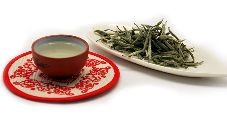 China white tea silvery needle