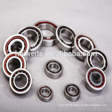 usage pump double row angular contact ball bearings 5306