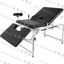 High Quality Hospital Manual Gynaecological Examination Bed